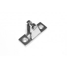 Deck Hinge (Angled Side Mount)