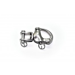 Snap Shackle Swivel Jaw 1